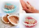 Силиконовая форма Младенец в крыльях 3D 1 шт - Все для мыла ручной работы - интернет-магазин Blesk-ekb.ru, Екатеринбург