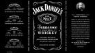 Наклейки на бутылку Джек Дэниелс (Jack Daniel's), 12 шт. - Все для мыла ручной работы - интернет-магазин Blesk-ekb.ru, Екатеринбург