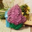 Пластиковая форма Ветка сирени 1 шт - Все для мыла ручной работы - интернет-магазин Blesk-ekb.ru, Екатеринбург