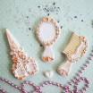 Набор форм Дамский , 3 шт на одном листе - Все для мыла ручной работы - интернет-магазин Blesk-ekb.ru, Екатеринбург