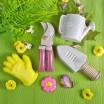 Набор форм Садовый, 4 шт на одном листе - Все для мыла ручной работы - интернет-магазин Blesk-ekb.ru, Екатеринбург