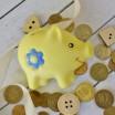 Пластиковая форма Свинка копилка 1 шт - Все для мыла ручной работы - интернет-магазин Blesk-ekb.ru, Екатеринбург