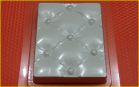 Пластиковая форма Честер 1 шт - Все для мыла ручной работы - интернет-магазин Blesk-ekb.ru, Екатеринбург