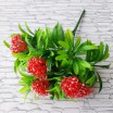 Букет с соцветиями (красный) 1 шт - Все для мыла ручной работы - интернет-магазин Blesk-ekb.ru, Екатеринбург