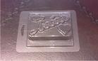 Пластиковая форма Любовь и Голубь 1 шт - Все для мыла ручной работы - интернет-магазин Blesk-ekb.ru, Екатеринбург