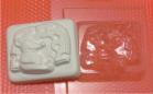 Пластиковая форма Мышка и Сыр 1 шт - Все для мыла ручной работы - интернет-магазин Blesk-ekb.ru, Екатеринбург