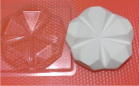 Пластиковая форма Геометрия КР 1 шт - Все для мыла ручной работы - интернет-магазин Blesk-ekb.ru, Екатеринбург