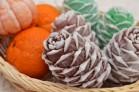 Силиконовая форма Кедровая шишка 3D 1шт  - Все для мыла ручной работы - интернет-магазин Blesk-ekb.ru, Екатеринбург
