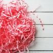 Наполнитель бумажный розовый, 50 гр  - Все для мыла ручной работы - интернет-магазин Blesk-ekb.ru, Екатеринбург