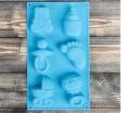 Набор силиконовых форм Малыш 1 шт - Все для мыла ручной работы - интернет-магазин Blesk-ekb.ru, Екатеринбург