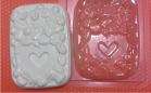 Пластиковая форма Любимый кофе 1 шт - Все для мыла ручной работы - интернет-магазин Blesk-ekb.ru, Екатеринбург