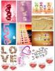 Водорастворимая бумага с печатью Love 1 шт - Все для мыла ручной работы - интернет-магазин Blesk-ekb.ru, Екатеринбург