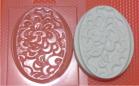 Пластиковая форма Узор 1 шт - Все для мыла ручной работы - интернет-магазин Blesk-ekb.ru, Екатеринбург
