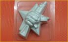 Пластиковая форма Защитнику 1 шт - Все для мыла ручной работы - интернет-магазин Blesk-ekb.ru, Екатеринбург