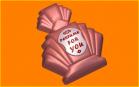 Пластиковая форма Флакон духов 1 шт - Все для мыла ручной работы - интернет-магазин Blesk-ekb.ru, Екатеринбург