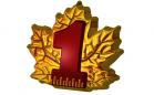 Пластиковая форма  Первое сентября клен 1 шт - Все для мыла ручной работы - интернет-магазин Blesk-ekb.ru, Екатеринбург
