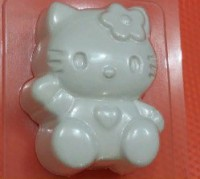 Пластиковая форма Китти 1 шт - Все для мыла ручной работы - интернет-магазин Blesk-ekb.ru, Екатеринбург