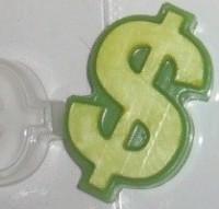 Форма пластиковая Доллар  1 шт - Все для мыла ручной работы - интернет-магазин Blesk-ekb.ru, Екатеринбург