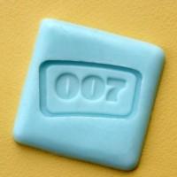 Силиконовый штамп 007 2,4*2,7 1 шт - Все для мыла ручной работы - интернет-магазин Blesk-ekb.ru, Екатеринбург
