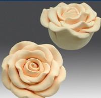 Силиконовая форма РОЗА 3D 1 шт - Все для мыла ручной работы - интернет-магазин Blesk-ekb.ru, Екатеринбург