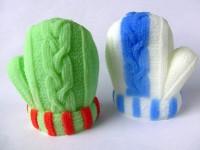 Силиконовая форма Варежка 3D 1шт  - Все для мыла ручной работы - интернет-магазин Blesk-ekb.ru, Екатеринбург