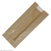 Крафт пакет с окошком 11*26 1 шт - Все для мыла ручной работы - интернет-магазин Blesk-ekb.ru, Екатеринбург