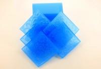 Набор текстурных вкладышей Квадрат 1 шт - Все для мыла ручной работы - интернет-магазин Blesk-ekb.ru, Екатеринбург