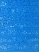 Силиконовый текстурный лист №10 1 шт - Все для мыла ручной работы - интернет-магазин Blesk-ekb.ru, Екатеринбург