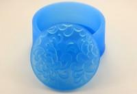 Текстурный вкладыш Круг №2 8*8 1 шт - Все для мыла ручной работы - интернет-магазин Blesk-ekb.ru, Екатеринбург