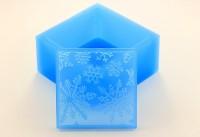 Текстурный вкладыш Квадрат № 3 6*6 1 шт  - Все для мыла ручной работы - интернет-магазин Blesk-ekb.ru, Екатеринбург
