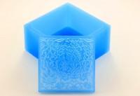 Текстурный вкладыш Квадрат № 9 6*6 1 шт - Все для мыла ручной работы - интернет-магазин Blesk-ekb.ru, Екатеринбург