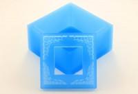 Текстурный вкладыш Квадрат № 19 6*6 1 шт - Все для мыла ручной работы - интернет-магазин Blesk-ekb.ru, Екатеринбург