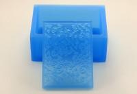 Текстурный вкладыш Прямоугольник №7 7,5*5,5 1 шт - Все для мыла ручной работы - интернет-магазин Blesk-ekb.ru, Екатеринбург