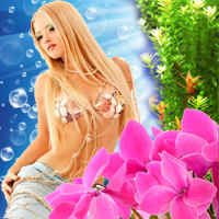MERMAID KISSES (Поцелуи русалки) ароматизатор 10 мл - Все для мыла ручной работы - интернет-магазин Blesk-ekb.ru, Екатеринбург