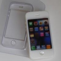 Пластиковая форма Смартфон 1 шт - Все для мыла ручной работы - интернет-магазин Blesk-ekb.ru, Екатеринбург