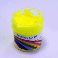 Пастообразный краситель Creative-color Неоновый желтый 15 мл - Все для мыла ручной работы - интернет-магазин Blesk-ekb.ru, Екатеринбург