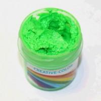 Пастообразный краситель Неоновый зеленый 15 мл - Все для мыла ручной работы - интернет-магазин Blesk-ekb.ru, Екатеринбург