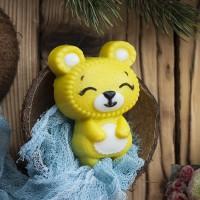 Пластиковая форма Медвежонок 1 шт - Все для мыла ручной работы - интернет-магазин Blesk-ekb.ru, Екатеринбург