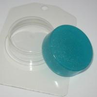 Форма пластиковая Круг мини 1 шт - Все для мыла ручной работы - интернет-магазин Blesk-ekb.ru, Екатеринбург