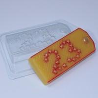Пластиковая форма Погон звезды 23 1 шт - Все для мыла ручной работы - интернет-магазин Blesk-ekb.ru, Екатеринбург