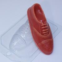 Форма пластиковая Ботинок  1 шт - Все для мыла ручной работы - интернет-магазин Blesk-ekb.ru, Екатеринбург