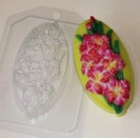 Пластиковая форма Гладиолус 1 шт - Все для мыла ручной работы - интернет-магазин Blesk-ekb.ru, Екатеринбург