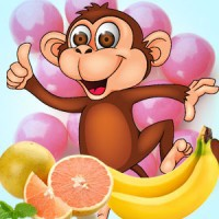 Веселая обезьянка США отдушка косметическая 10 мл  - Все для мыла ручной работы - интернет-магазин Blesk-ekb.ru, Екатеринбург