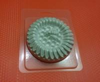 Пластиковая форма Цветочный мед 1 шт - Все для мыла ручной работы - интернет-магазин Blesk-ekb.ru, Екатеринбург