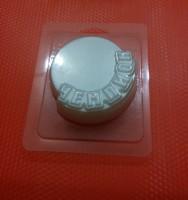 Пластиковая форма ЧЕМПИОН под водорастворимку 1 шт - Все для мыла ручной работы - интернет-магазин Blesk-ekb.ru, Екатеринбург