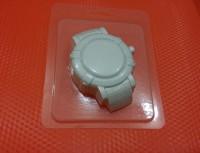 Пластиковая форма Часы 1 шт - Все для мыла ручной работы - интернет-магазин Blesk-ekb.ru, Екатеринбург