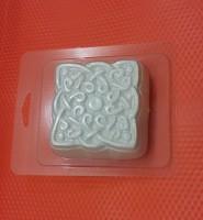 Пластиковая форма Орнамент 1 шт - Все для мыла ручной работы - интернет-магазин Blesk-ekb.ru, Екатеринбург