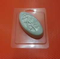 Пластиковая форма Мыло 1 шт - Все для мыла ручной работы - интернет-магазин Blesk-ekb.ru, Екатеринбург