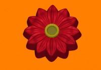 Пластиковая форма Цветок (391) 1 шт         - Все для мыла ручной работы - интернет-магазин Blesk-ekb.ru, Екатеринбург