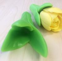 Силиконовая форма для мыла Стебель средний 3D, 1 шт - Все для мыла ручной работы - интернет-магазин Blesk-ekb.ru, Екатеринбург